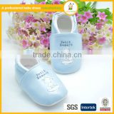 Winter warm very soft insole baby casual style leather toddler shoes