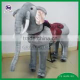 mechanical walking horse pony ride toy