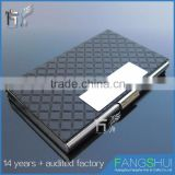 Trade Assurance factory price a4 card case hot sale
