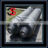 UHP ultra high powder graphite electrode with nipples for steel making and graphite electrode for arc furnaces