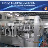 Automatic bottled fruit juice packaging machine