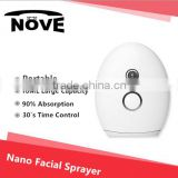 Ultrasonic nanometer dry skin treatment facial moisturizer