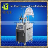 Facial Oxygen Machine Facial Deep Cleaning Water And Oxygen Machine For Skin Care Oxygen Jet And Rf Machine For Large Pore Shrink