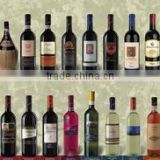 High Quality Italian Wines From Tuscany