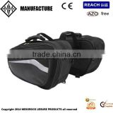 MOTORCYCLE MOTORBIKE LUGGAGE EXPANDABLE SPORTS BIKE STORAGE PANNIERS PAIR BAG