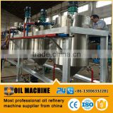 20T/D Vegetable Oil Refinery/Cooking oil refining plant/Edible oil production line manufacturer