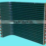 copper tube aluminum fin air heat exchanger