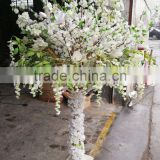 5ft artificial metal wisteria flower tree for wedding decoration
