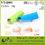 food grade silicone kitchen garlic peeling tool