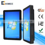 27inch lcd screen tablet pc all in one computer wall mount