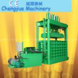 Vertical Powerful Press Baling Machine,Semi-automatic horizontal baler,for PET bottle,Wastepaper,Waste cans,