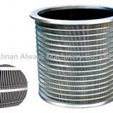 Pressure screen basket or drum