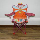 Hot sale with customized folding camping kid chair