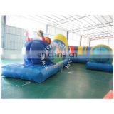 2016 worn inflatable tunnel sale/ tunnel bouncy castle for sale