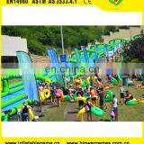 PVC tarpaulin slip and slide for adult slip mat