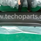 TECHO Bumpers Toyota Corolla 2010 2011 2012 Rear Bumper Middle East Type Techo Auto Body Parts Japanese Car Bumpers