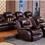 China Theater sofa,power recliner movie theater sofa