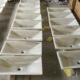 White Onyx Sinks,White Onyx Basins,Nature Stone Basins, Stone Bathroom Basins