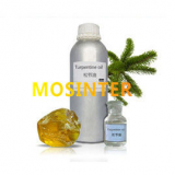 Natural Organic Cosmetic Ingredients Pine Oil CAS 8006-64-2 Turpentine Oil