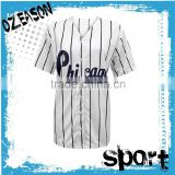 custom blank baseball jerseys shirts with embroidered logo and numbers wholesale                                                                                                         Supplier's Choice