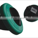 Green/Black Fuel Cap