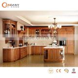 Natural wooden melamine board kitchen cabinets,pvc corner for skirting plastic corner for kitchen cabinet