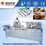 organic cocoa butter forming and filling machine