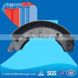 Proper hardness strength good fade resistance heavy duty truck brake shoes 4515e                                                                         Quality Choice