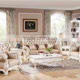 Customized Made	New Fashion victorian sofa sets