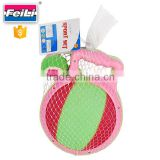 educational toys for kids new hot product beach velcro catch ball game