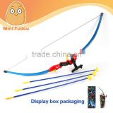 2014 New product plastic bow and arrow target shooting series,kids toy archery set with Infrared outdoor boy Cheap Chinest toy