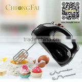 Black Without Bowl 5 Speed Plastic Hand Mixer