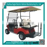 4 seater electric golf cart, left steering/right steering china supplier
