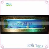 Chinese Manufacturers Selling Pseudo-Classic Style Wall Hanging Aquarium Wall Mounted Fish Tank