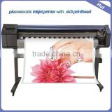 Cheapest Latest Technology 1.8M Dx5 Printhead Large format Eco Solvent Printer for outdoor/indoor advertisement
