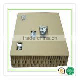 honeycomb electric heating cushion and packaging