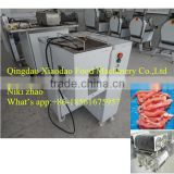 industrial meat strips cutter machine/meat shredding machine