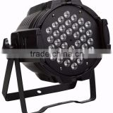 HT-36P Guangzhou light factory, 36x3w Led Par 64, professional stage led par stage light