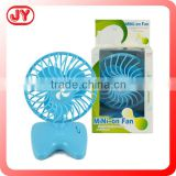 Wholesale mini powered fan cooling handheld 2 x aa battery manufacturer factory wholesale with EN71