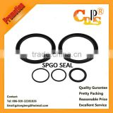 Ptfe piston rings for excavator engine