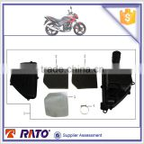 motorcycle air cleaner assy filter element for slae