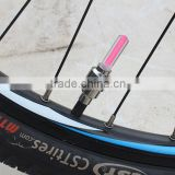 Hot sell colorful growing bike car tyre tire valve caps firefly switch control 5 led bicycle wheel