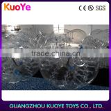 Water Ball Type and PVC or TPU Material Body Bumper,inflatable ball suit