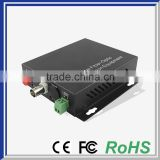 Video Optical Converter 1 Channel Video and Audio Fiber Optical Transceiver