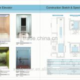 Xinyuan Residential Passenger Home Hotel Elevator/Lift/Cabin China Manufacturer                                                                         Quality Choice