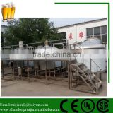 large fermentation tanks and home beer making machine and micro commercial beer brewery for sale
