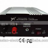 battery charger with CE and FCC approvals, 12V12A charger, 3 stage charging, auto charger
