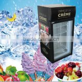 Refrigerated produce display cabinet Mini cooler