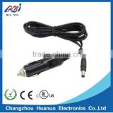 Auto car cigarette lighter led light car charger socket