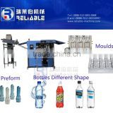 Fully Automatic Stretch Plastic Bottle Making Machine Price                                                                         Quality Choice